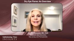 Expert insights:  Flares of dry eye disease
