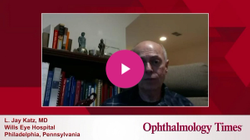Managing secondary glaucoma due to intravitreal steroids