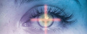 Collagen crosslinking provides corneal stability in young patients