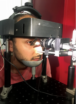 Vision simulator provides preoperative glimpse at postoperative eyesight
