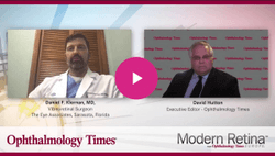 Clinical results study dexamethasone implant effect on macular thickness