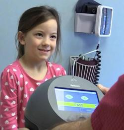 NIH-funded study shows screening device accurately detects amblyopia