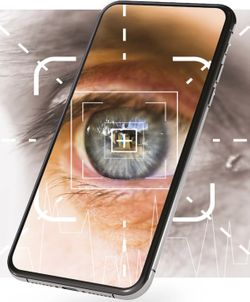 Smartphone direct ophthalmoscope tech helps visualise optic disc