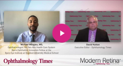 Linking patient imaging to AAO IRIS Registry clinical data