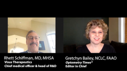 Visus presbyopia drop gets FDA IND OK