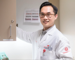 Q&A: Cornea, almost two residencies, and a Vietnamese hoagie