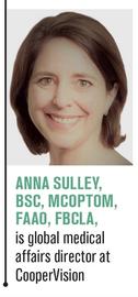Anna Sulley, BSc, MCOptom, FAAO, FBCLA