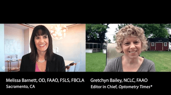 Video: OSD patients and contact lens wear