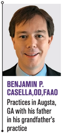 Benjamin P. Casella, OD, FAAO