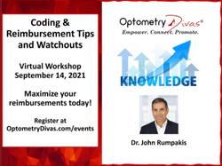 September billing & coding workshop
