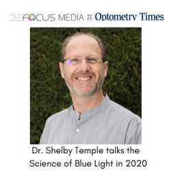 What we know about blue light science and research in 2020