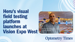 Podcast: Heru's visual field testing platform launches at Vision Expo West