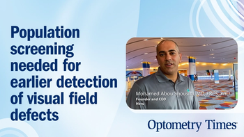 Podcast: How population screening detects early visual field defects