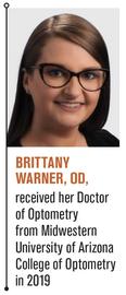 Brittany Warner, OD