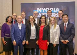 Essilor forms task force to combat rise of myopia