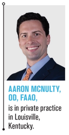 Aaron McNulty, OD, FAAO