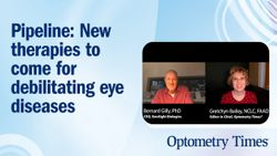 Pipeline: New therapies to come for debilitating eye diseases