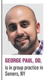 George Paul, OD