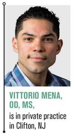 Vittorio Mena, OD, MS,