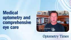 Medical optometry and comprehensive eye care