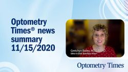 Video: Optometry Times® news summary 11/15/2020