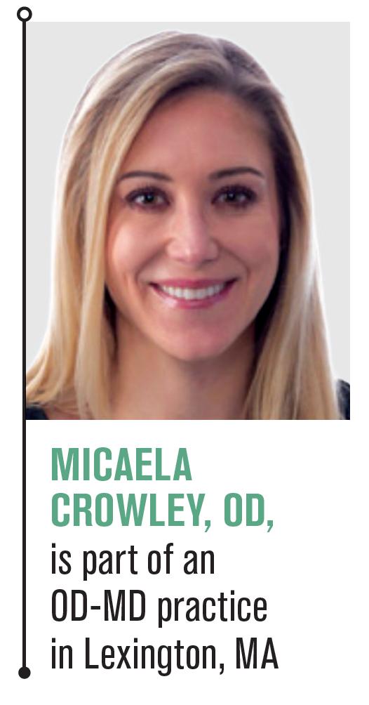 Micaela Crowley, OD