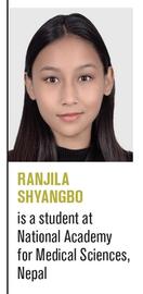 Ranjila Shyangbo