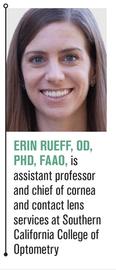Erin Rueff, OD, PHD, FAAO