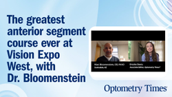 Podcast: The greatest anterior segment course ever at Vision Expo West, with Dr. Bloomenstein