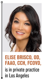 Elise Brisco, OD, FAAO, FCOVD, CCH