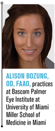 Alison Bozung, OD, FAAO