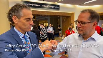 Gerson and Ferrucci talk retina pipeline