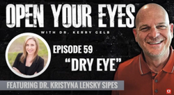 Podcast: The full spectrum of eye examinations and LASIK care with Kristyna Lensky Sipes, OD
