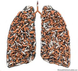 """""""Social Smoking"""" Linked to Disproportionately High Risk of Death from Lung Disease, Lung Cancer"""