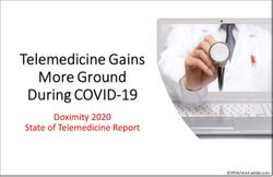 Telemedicine Gains More Ground During COVID-19