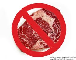 Brush Up on the Downsides of Beef