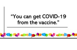 5 Myths that Persist about COVID-19 Vaccines