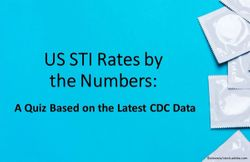 US STI Rates by the Numbers: A Quiz Based on the Latest CDC Data