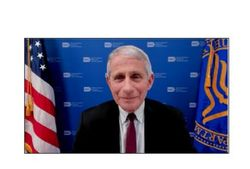 Fauci: Widespread COVID-19 Vaccination, Precautions Key to Ending Pandemic