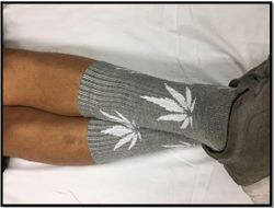 "The ""Pot Socks"" Sign"
