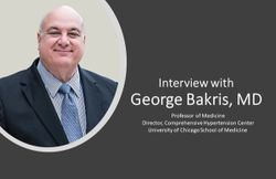 George Bakris, MD: Heart Failure, Renal Disease, CV Risk Research is on Fire
