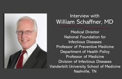 Vanderbilt's William Schaffner, MD, says Getting Flu Shots into Arms Won't Be Easy