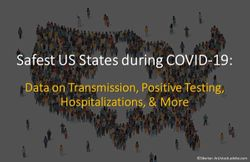 Safest US States during COVID-19: Data on Transmission, Positive Testing, Hospitalizations, & More