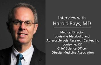 These Two Words Could Change Obesity Treatment, says Harold Bays, MD