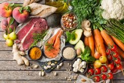 Adherence to Mediterranean Diet Associated with Lower Rate of T2D in Women