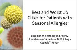 Best and Worst US Cities for Patients with Seasonal Allergies