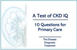 A Test of CKD IQ: 10 Questions for Primary Care Clinicians