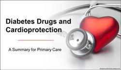 Diabetes Drugs and Cardioprotection: A Summary for Primary Care