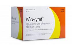 Daily Medication Pearl: Glecaprevir and Pibrentasvir (Mavyret) for Hepatitis C