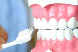 Gum Bleeding May Indicate Vitamin C Deficiency